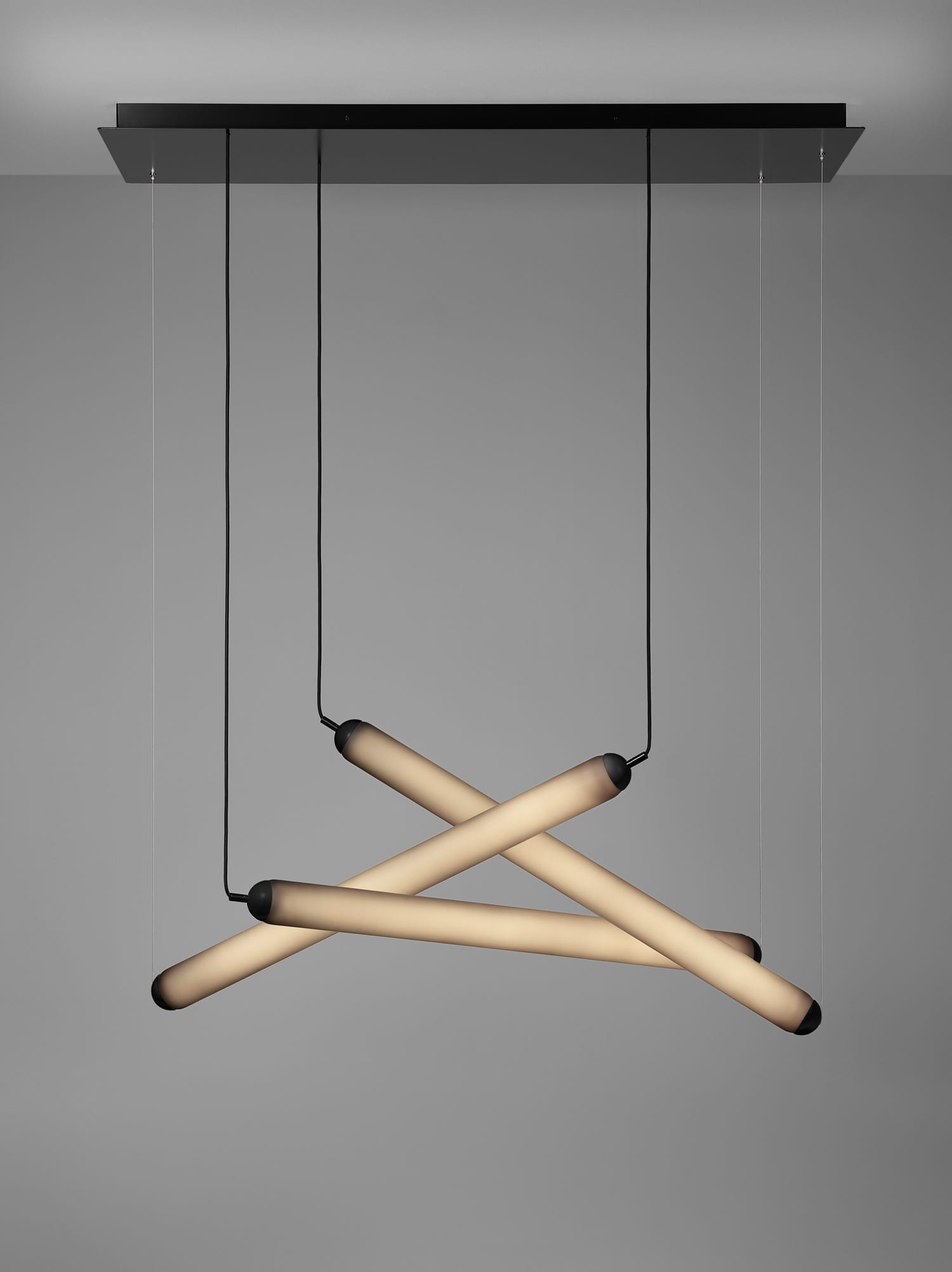 Puro Eclectic Pendant by Brokis at Maison & Objet 2019 | Yellowtrace