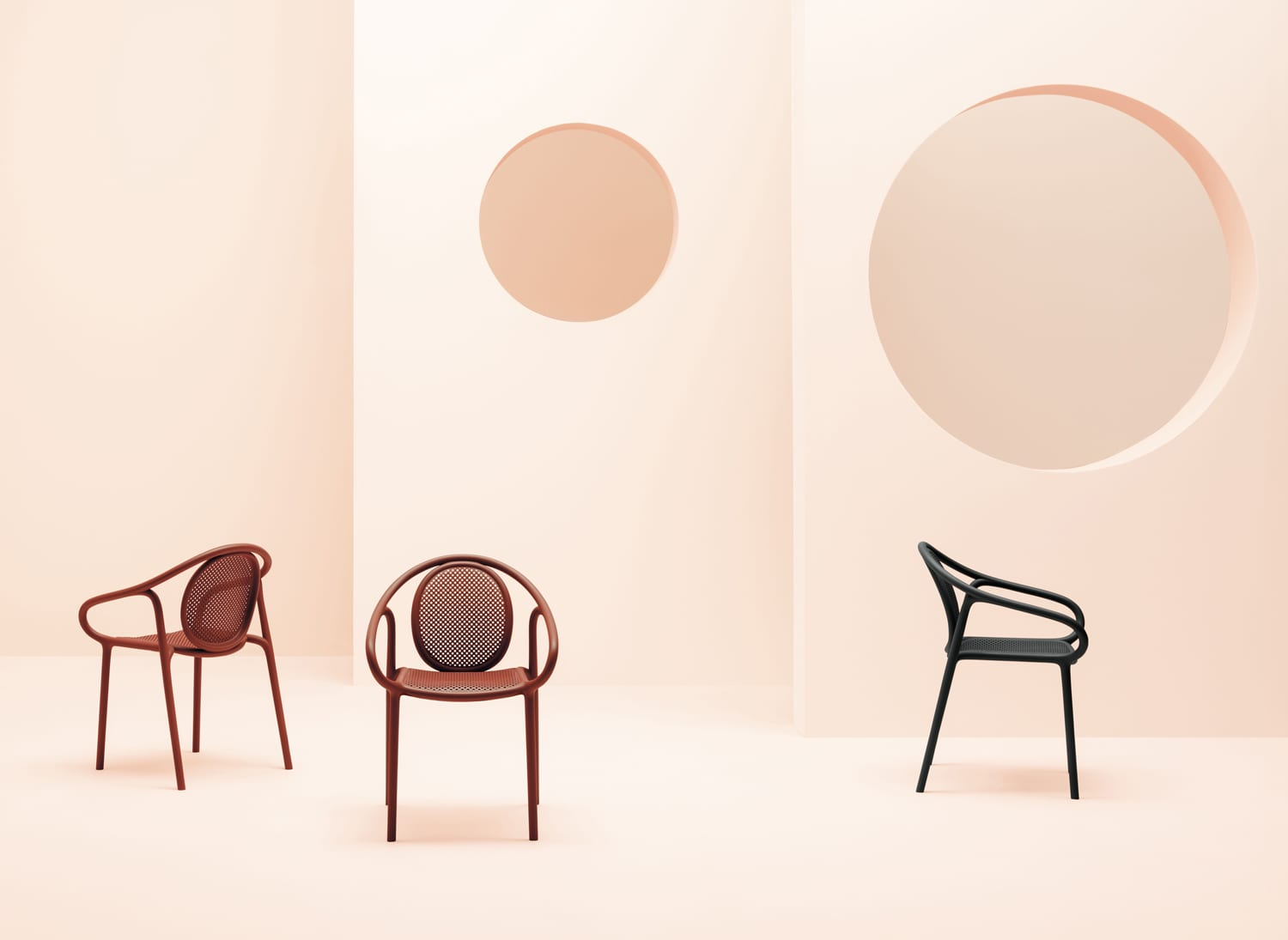 Remind Chair by Pedral at Maison & Objet 2019 | Yellowtrace