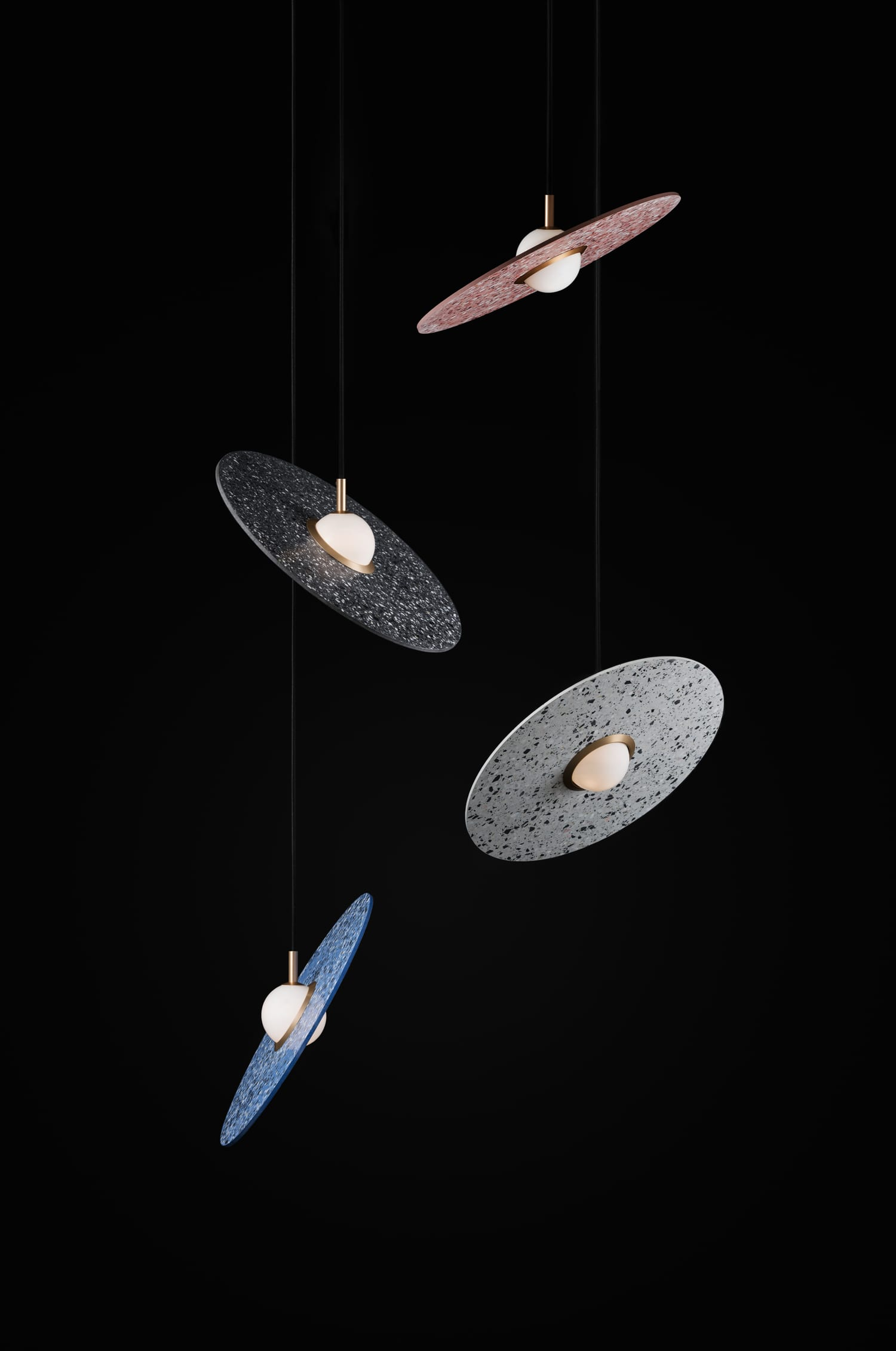 Rising Talents from China: Pin lamps by Bentu at Maison & Objet 2019 | Yellowtrace