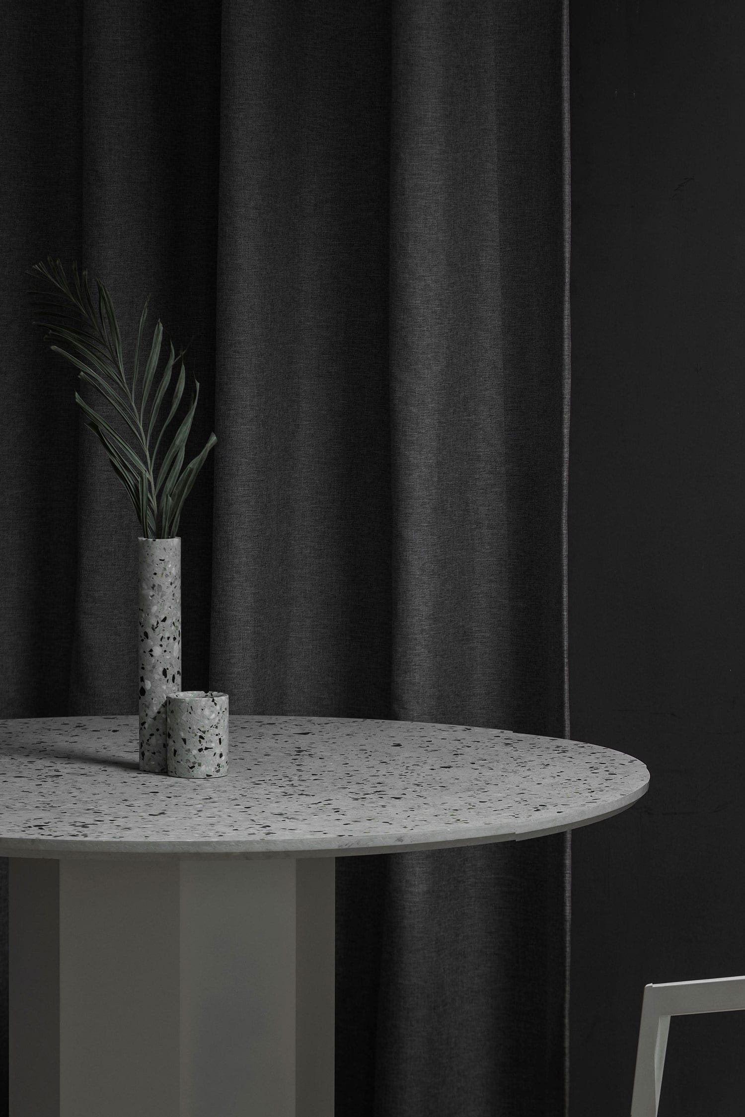Rising Talents from China: Terrazzo Table by Bentu at Maison & Objet 2019 | Yellowtrace