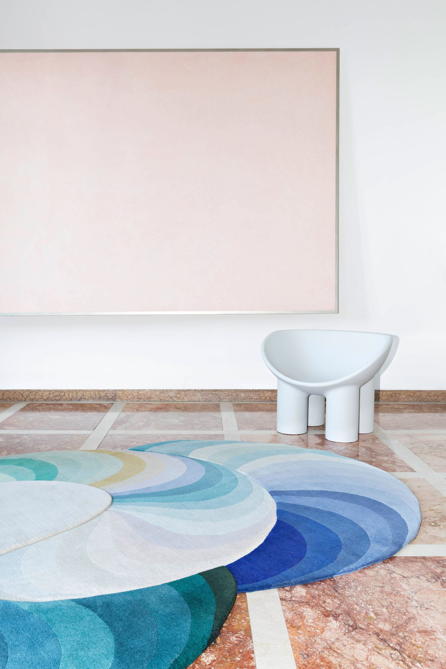 Slinkie Collection by Patricia Urquiola for CC Tapis Rugs | Yellowtrace