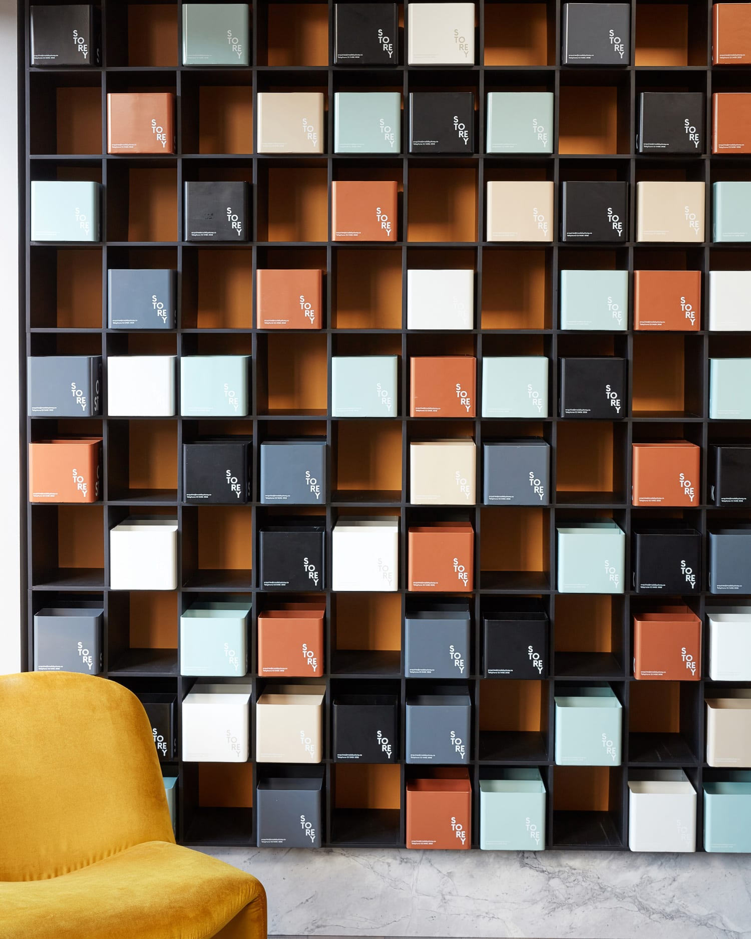 Storey Showroom in Richmond, Melbourne by Flack Studio   Yellowtrace