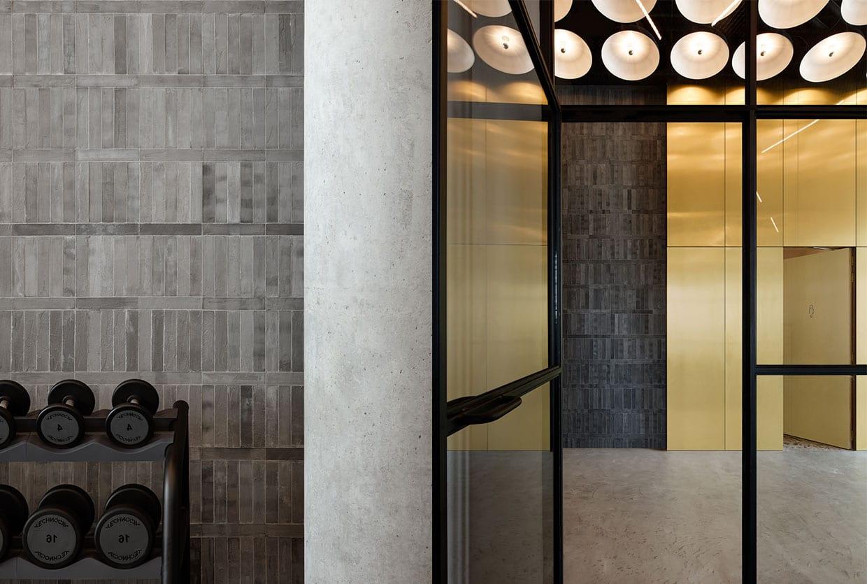 Warehouse GYM D3 Dubai by VSHD Design | Yellowtrace