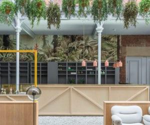Whitworth Locke Hotel in Manchester by Grzywinski+Pons   Yellowtrace