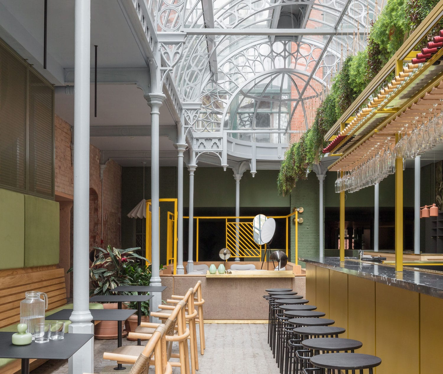 Whitworth Locke Hotel in Manchester by Grzywinski+Pons | Yellowtrace