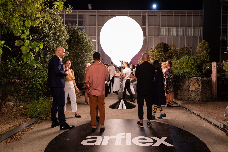 Yellowtrace x Arflex Art – Design – Arflex Campaign Launch in Sydney. Photo by Caroline McCredie | Yellowtrace