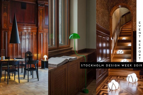 Best Of Stockholm Design Week 2019 Stockholm Furniture Fair 2019 Event Report   Yellowtrace