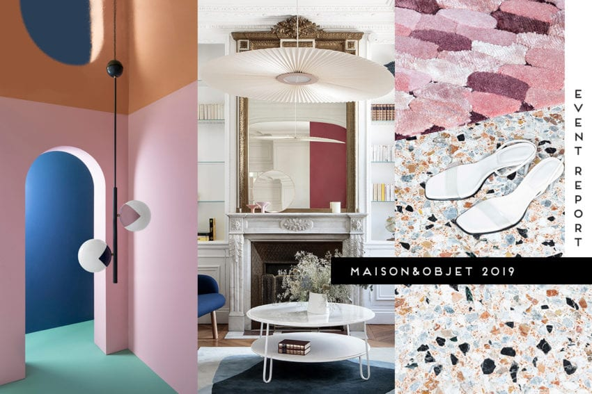 Best of Maison Objet Paris 2019 Event Report by Yellowtrace