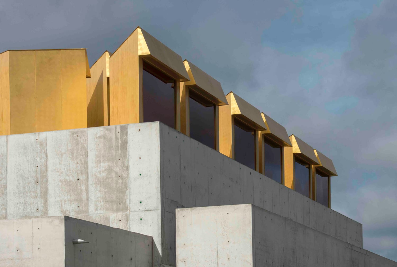 CONCRETE: Art Design Architecture Exhibition at JamFactory (EGlen Murcutt) | Yellowtrace