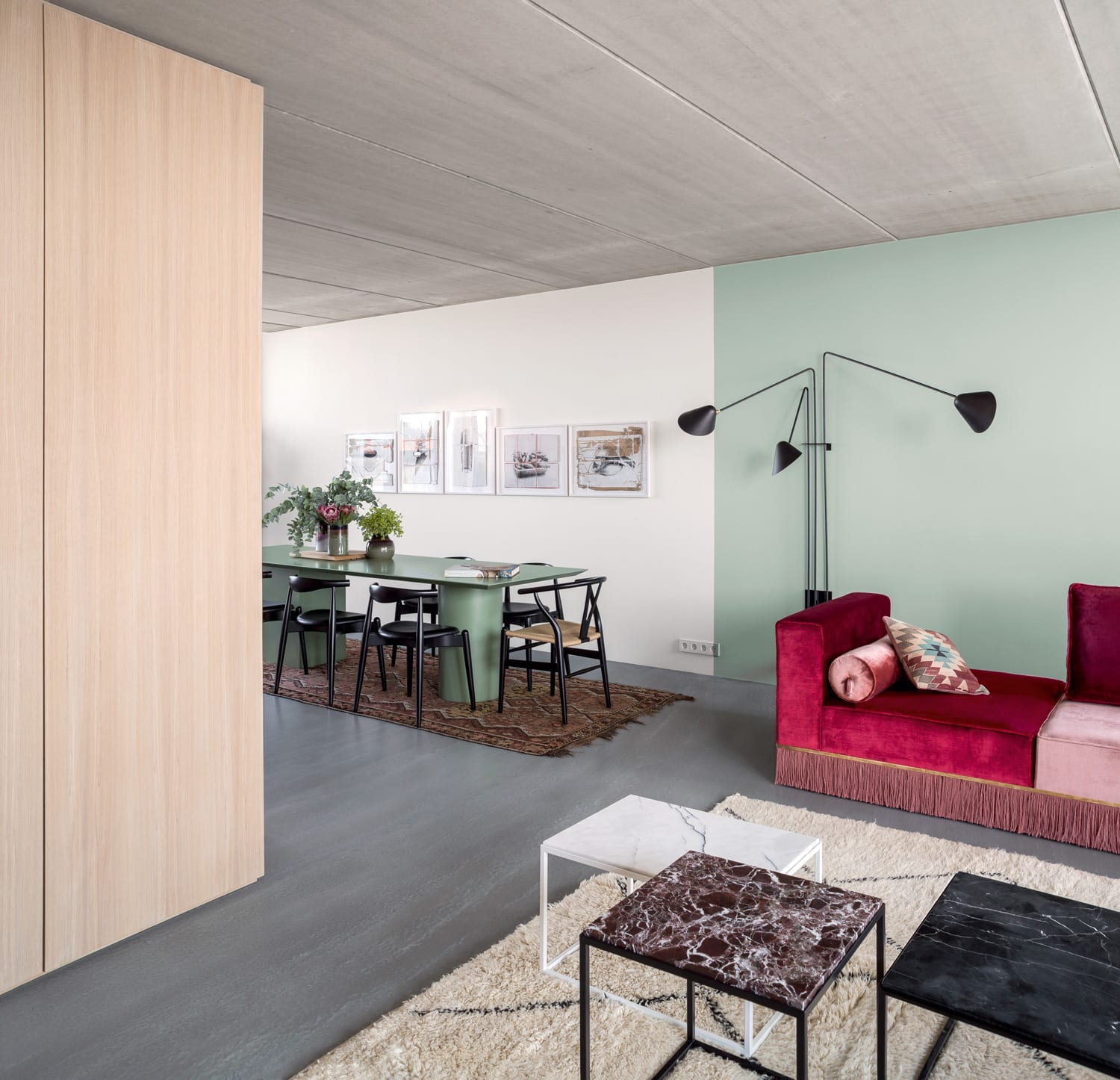 Ester Bruzkus' Own Converted Apartment In Berlin, Germany