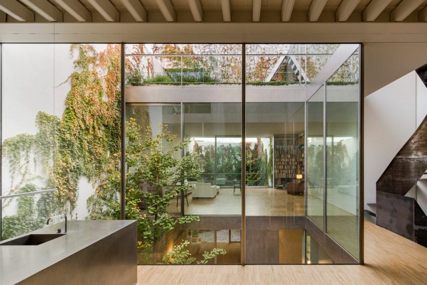 House in Seville, Spain by Harald Schönegger and Inmaculada González   Yellowtrace