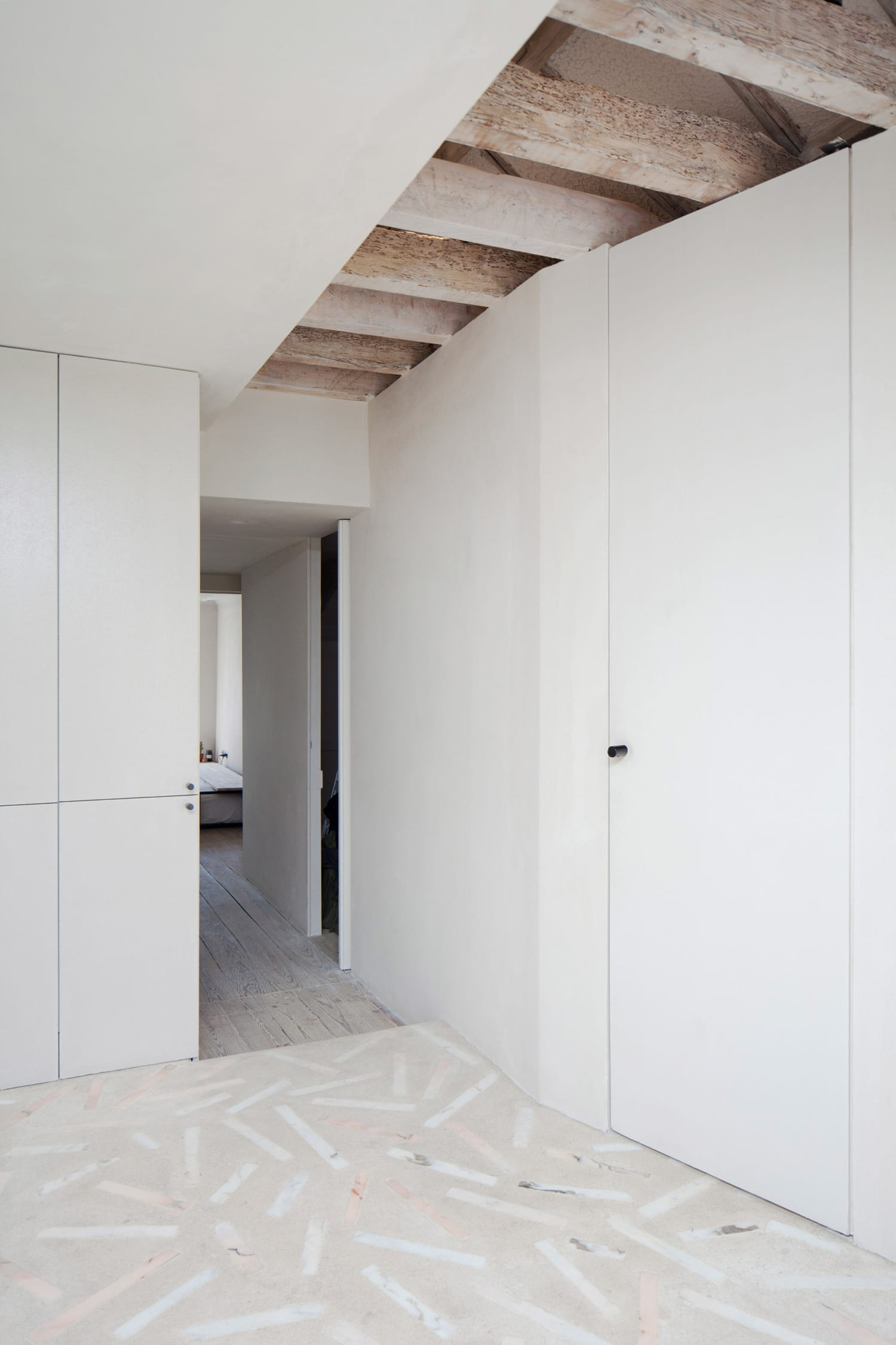 Lapa Apartment by Studio Gameiro Interiors Residential in Portugal, Lisbon | Yellowtrace