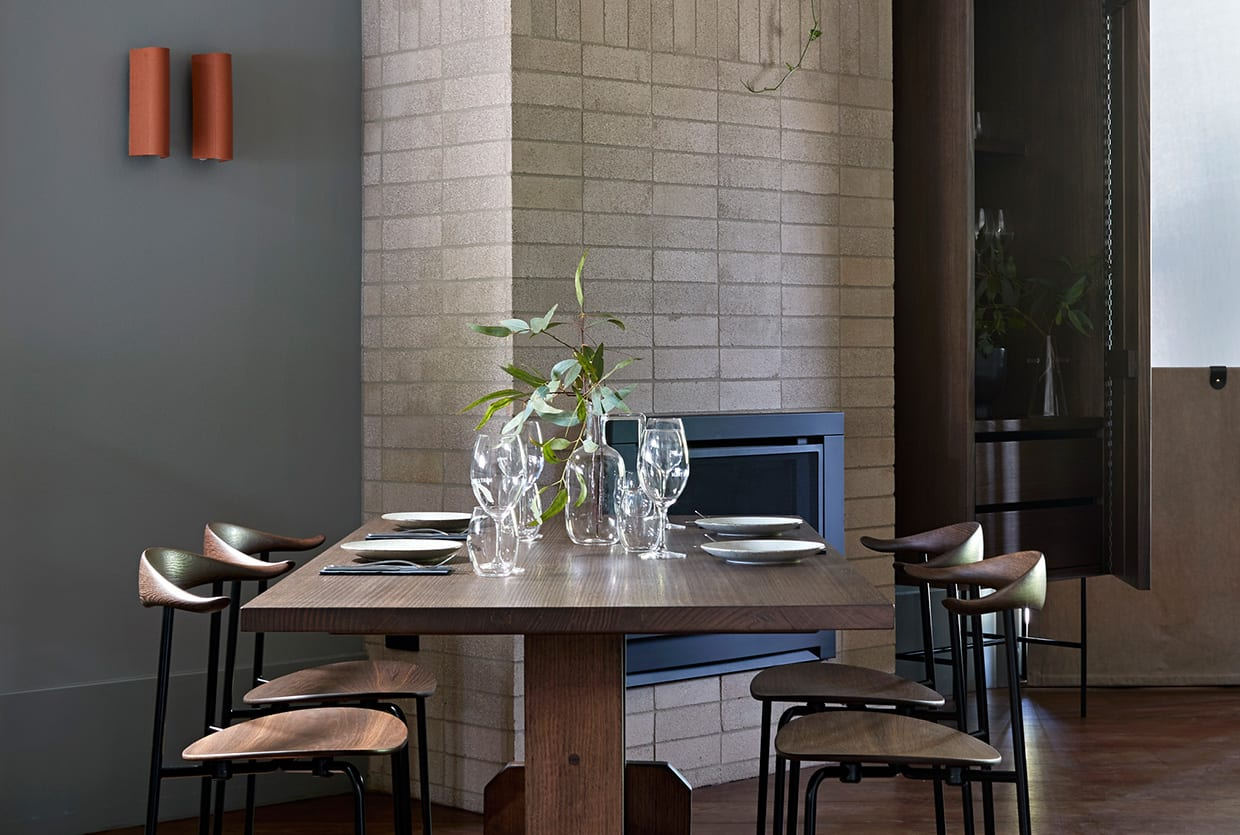 Many Little Bistro in Red Hill, VIC by Hecker Guthrie | Yellowtrace