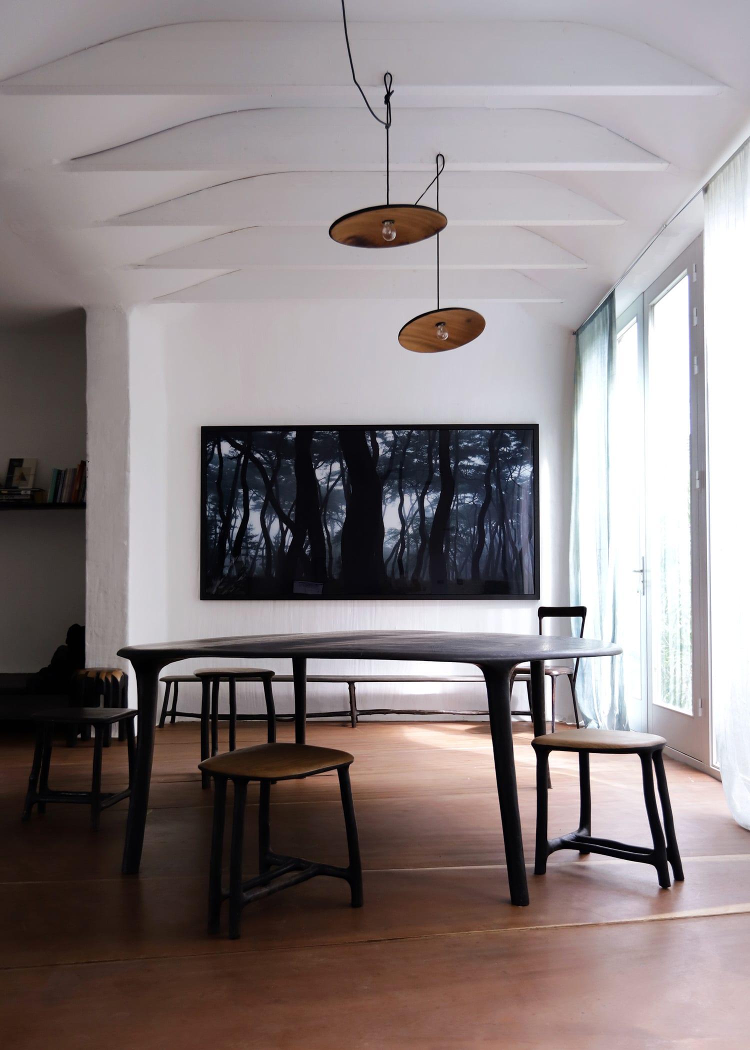 Valentin Loellmann's Extraordinary Pieces & Workshop in Maastricht, The Netherlands | Yellowtrace