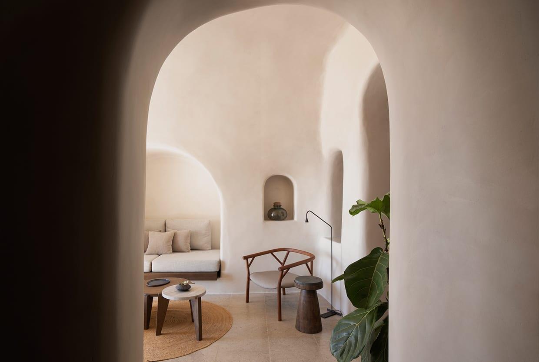 Vora Villas in Santorini by k studio | Yellowtrace