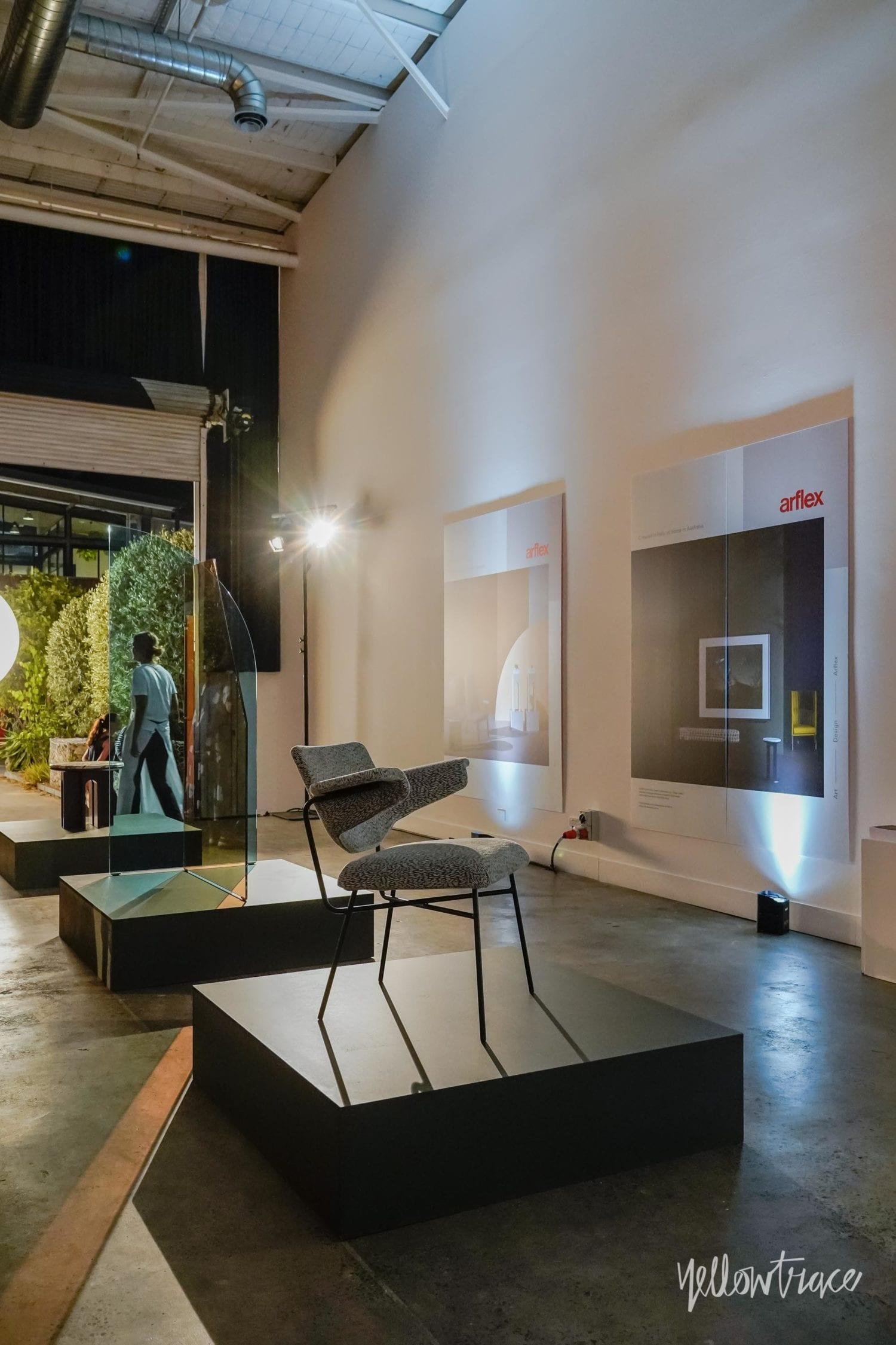 Yellowtrace x Arflex Art – Design – Arflex Campaign Launch in Sydney. Photo by Nick Hughes | Yellowtrace