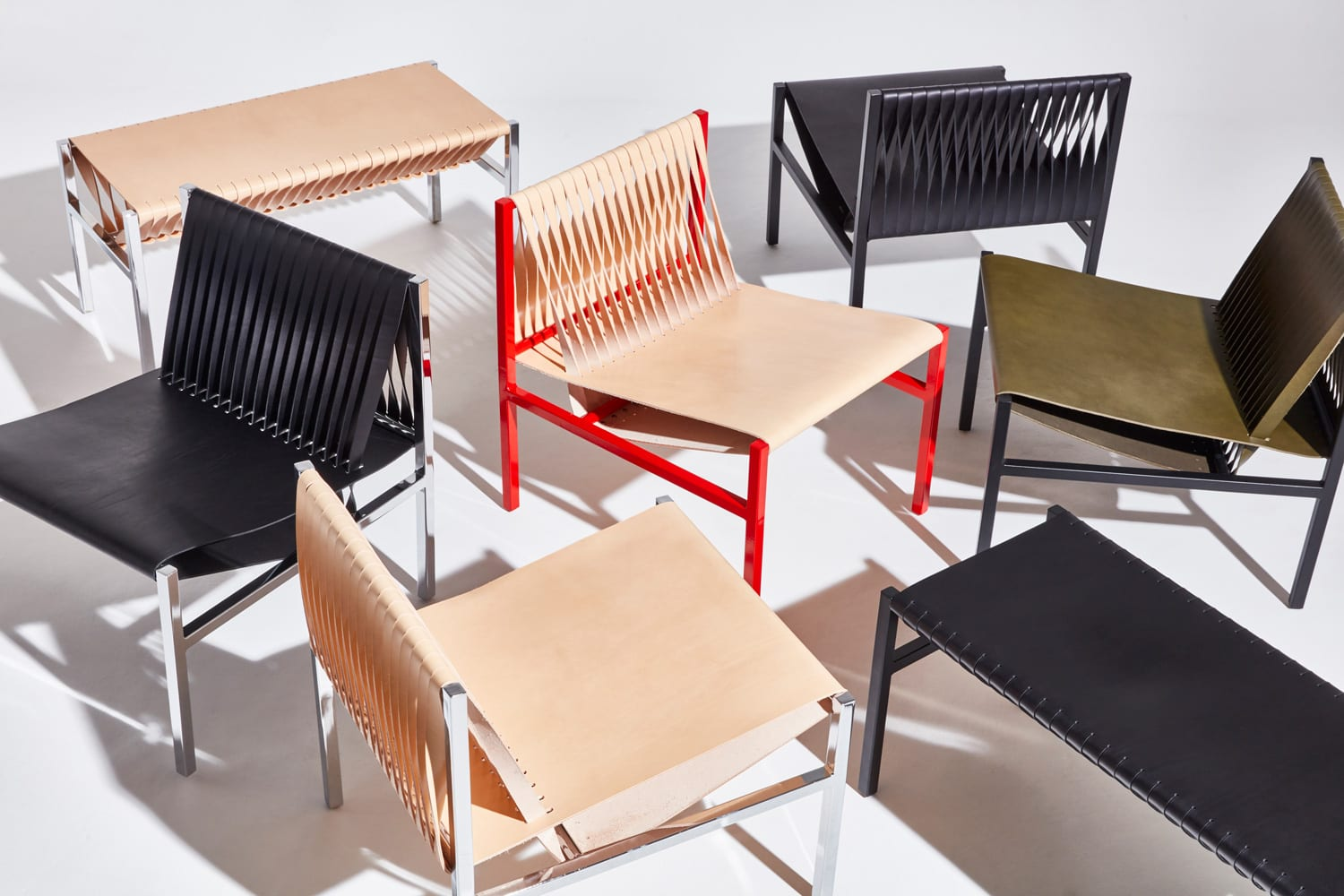Designbythem X Dion Lee New Furniture Collection Yellowtrace