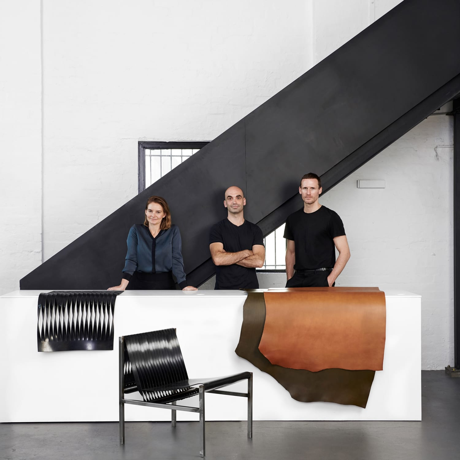 Dion Lee x DesignByThem Furniture Collection Launching in Milan | Yellowtrace