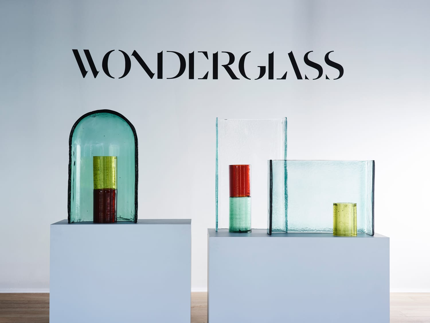 WonderGlass Installation at Living Edge Sydney. Photo by Anson Smart | Yellowtrace