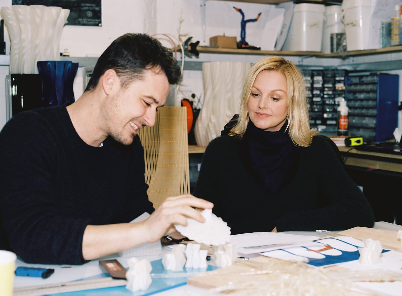 Arthur Mamou Mani & Karin Gustafsson, Milan Design Week 2019 | Yellowtrace