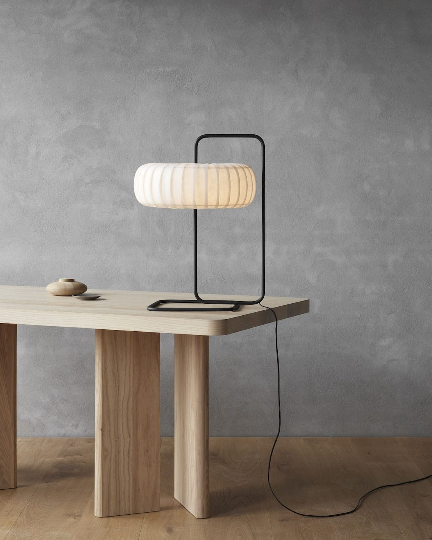 Tom Rossau Sculptural lighting, Milan Design Week 2019 | Yellowtrace