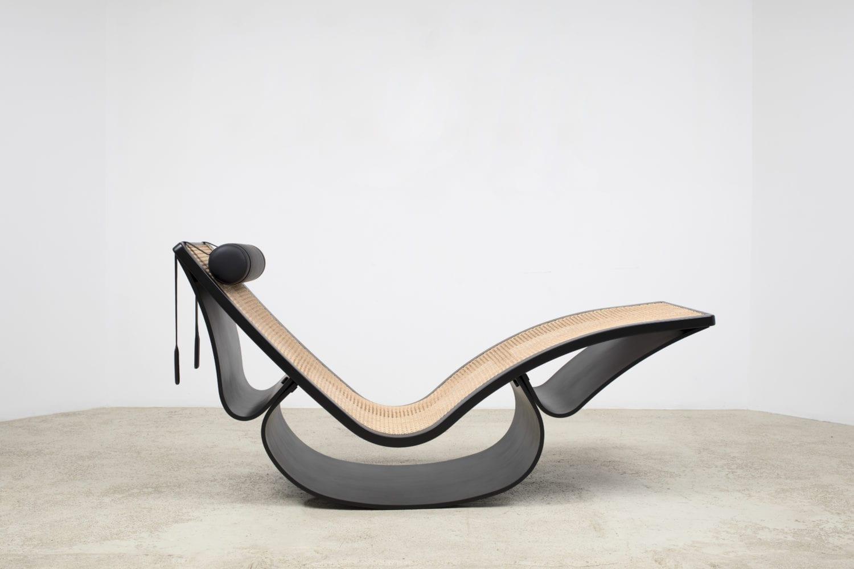 Espasso Oscar Niemeyer Rio Chaise, Milan Design Week 2019 | Yellowtrace