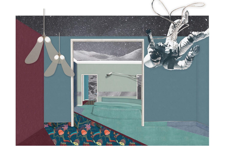Planetario by Cristina Celestino for Besana Carpet Lab, Milan Design Week 2019 | Yellowtrace