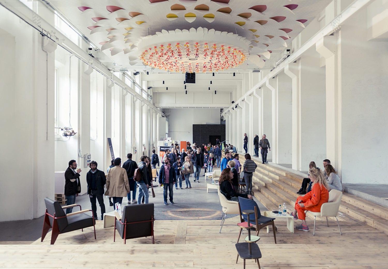 Ventura Future at BASE Milano, Milan Design Week 2019. Photo by Maria Teresa Furnari | Yellowtrace