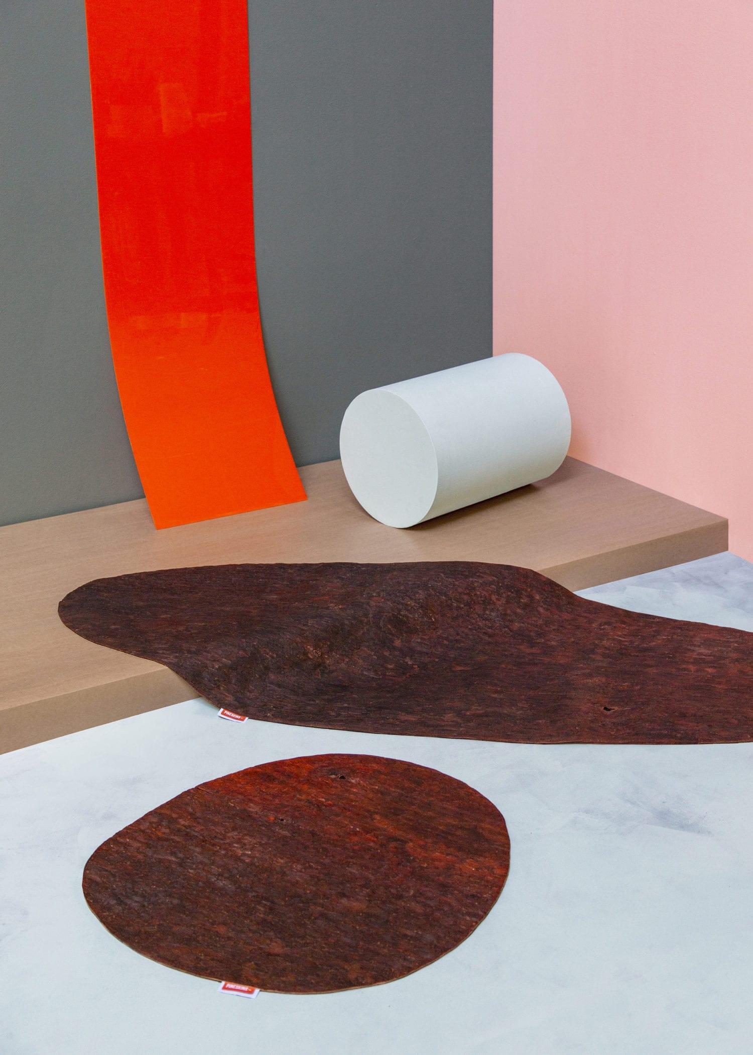 Ventura Future: Form&Seek Studio Sarmite Tactile Matter, Milan Design Week 2019 | Yellowtrace