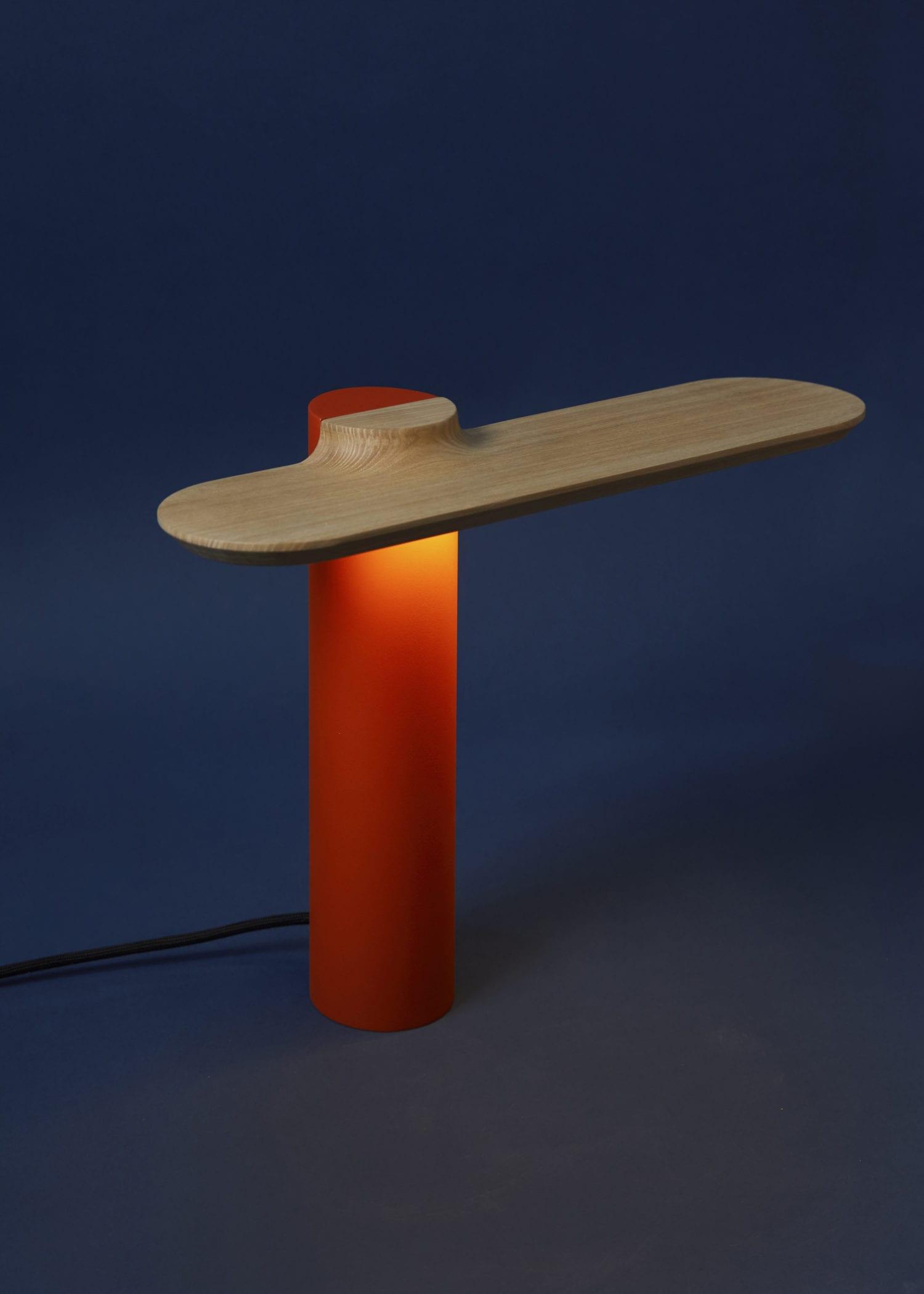 Ventura Future: Daniel Ferreol Babin Lamp, Milan Design Week 2019. Photo Maxime Leyvastre | Yellowtrace