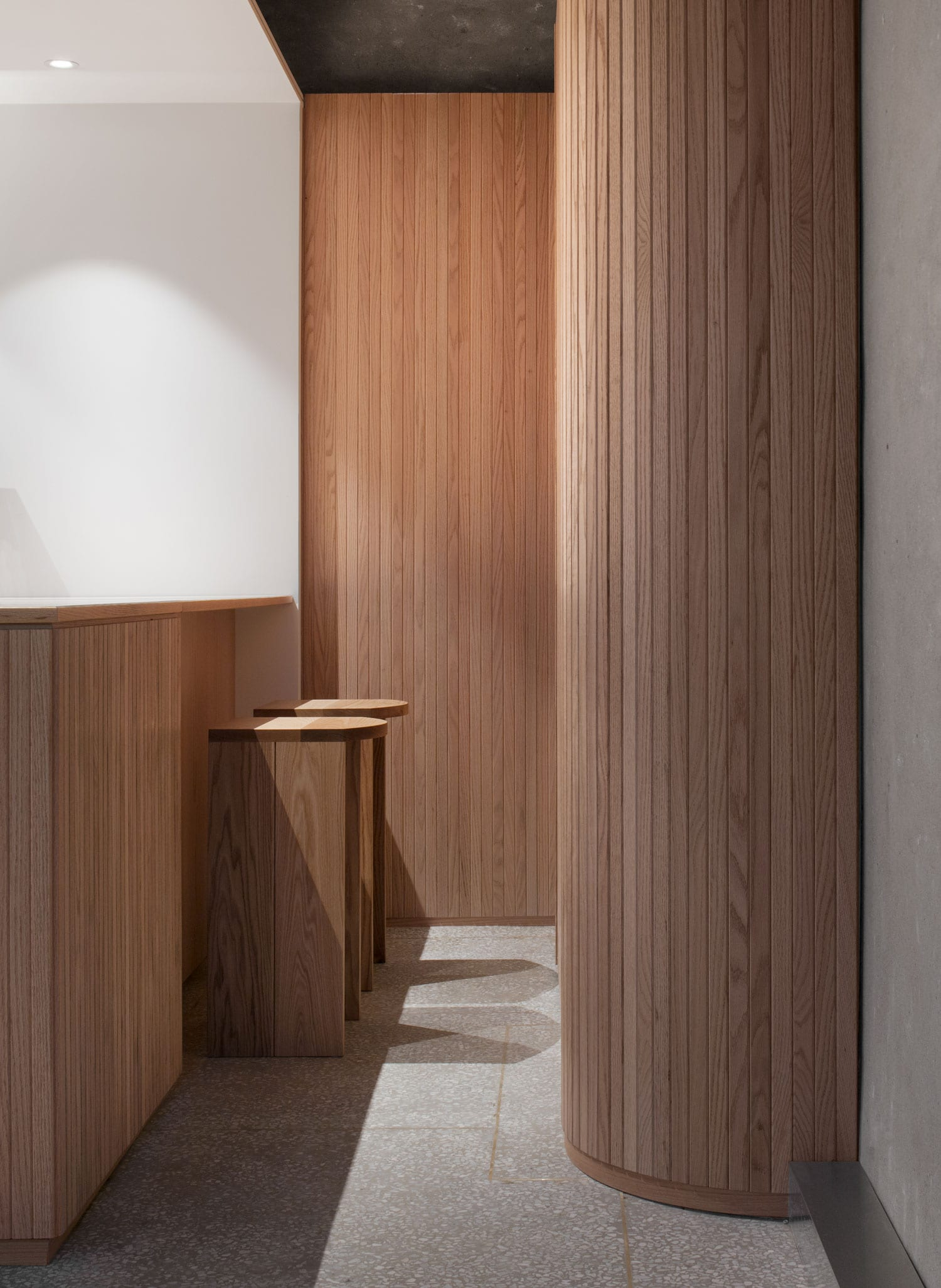 Cafe Oriente by Studio LABOTORY   Yellowtrace