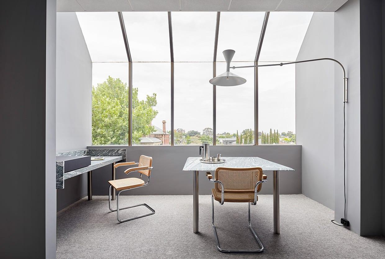 Davidov Partners' Own Architecture Studio Space in Melbourne | Yellowtrace