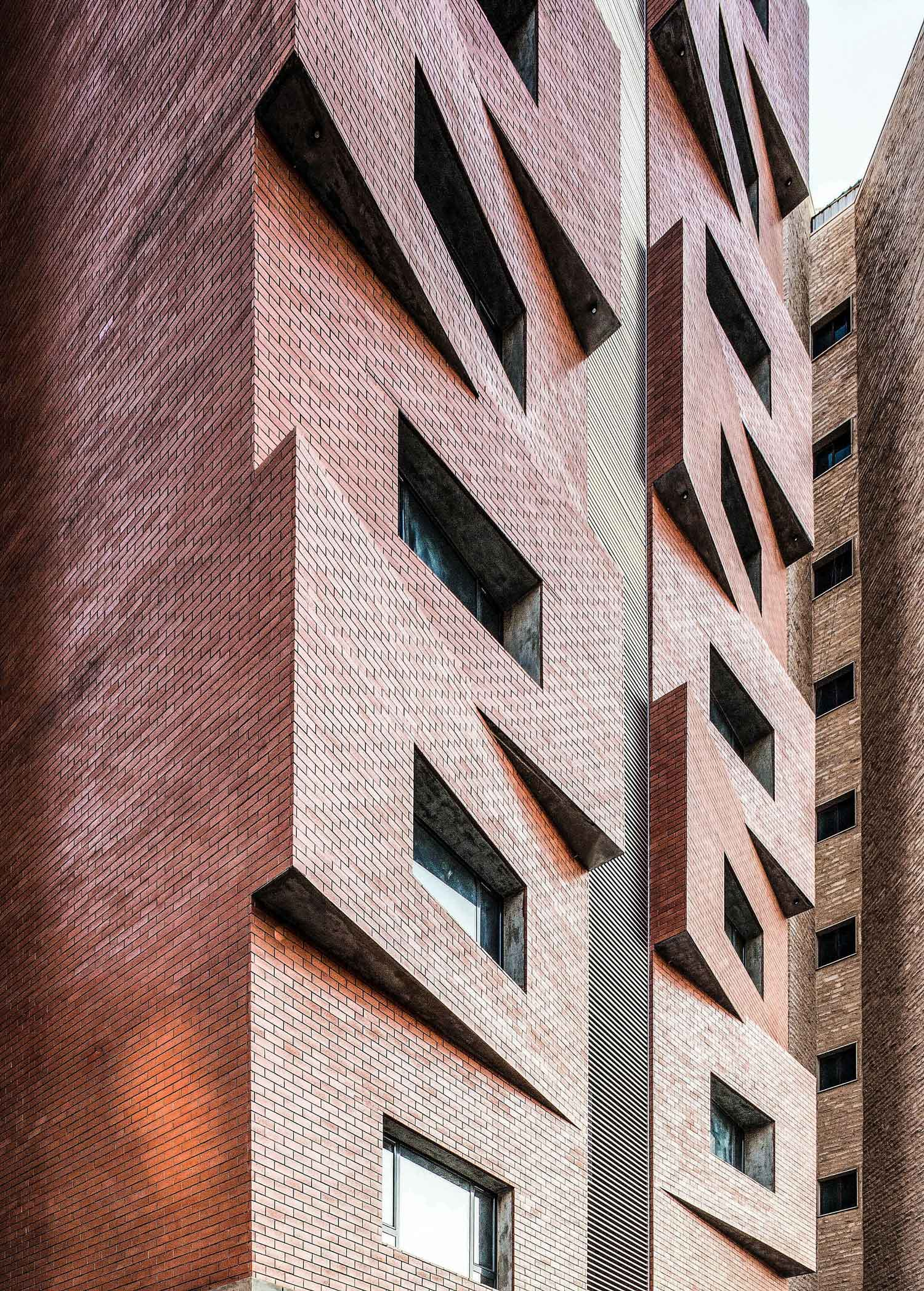 Edges Apartments by Studio Toggle | Yellowtrace
