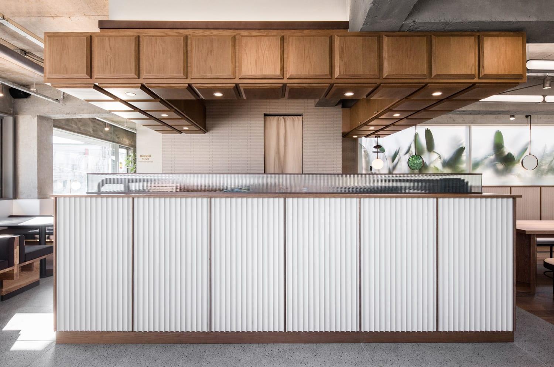 Honest Sushi by Studio LABOTORY | Yellowtrace