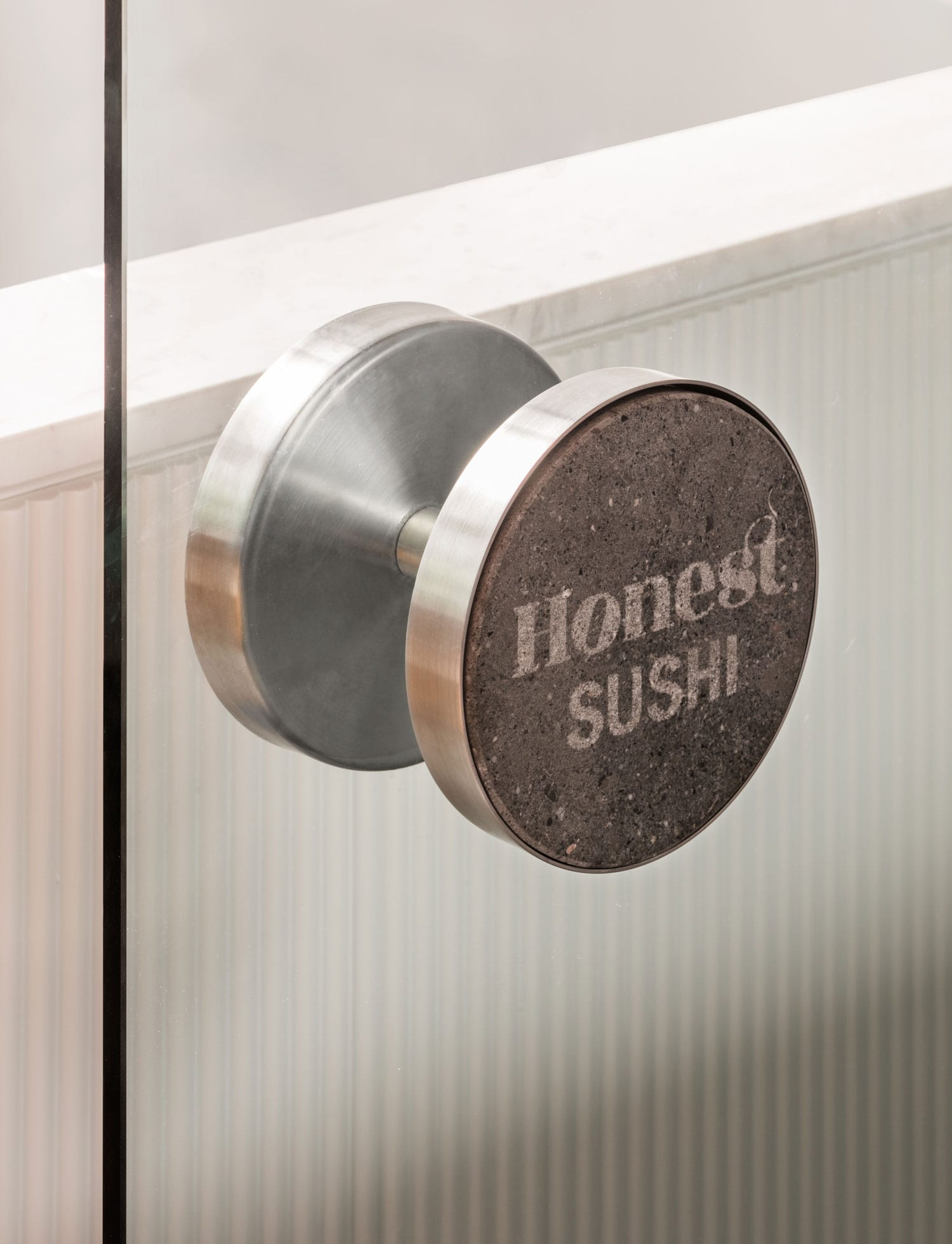 Honest Sushi by Studio LABOTORY   Yellowtrace