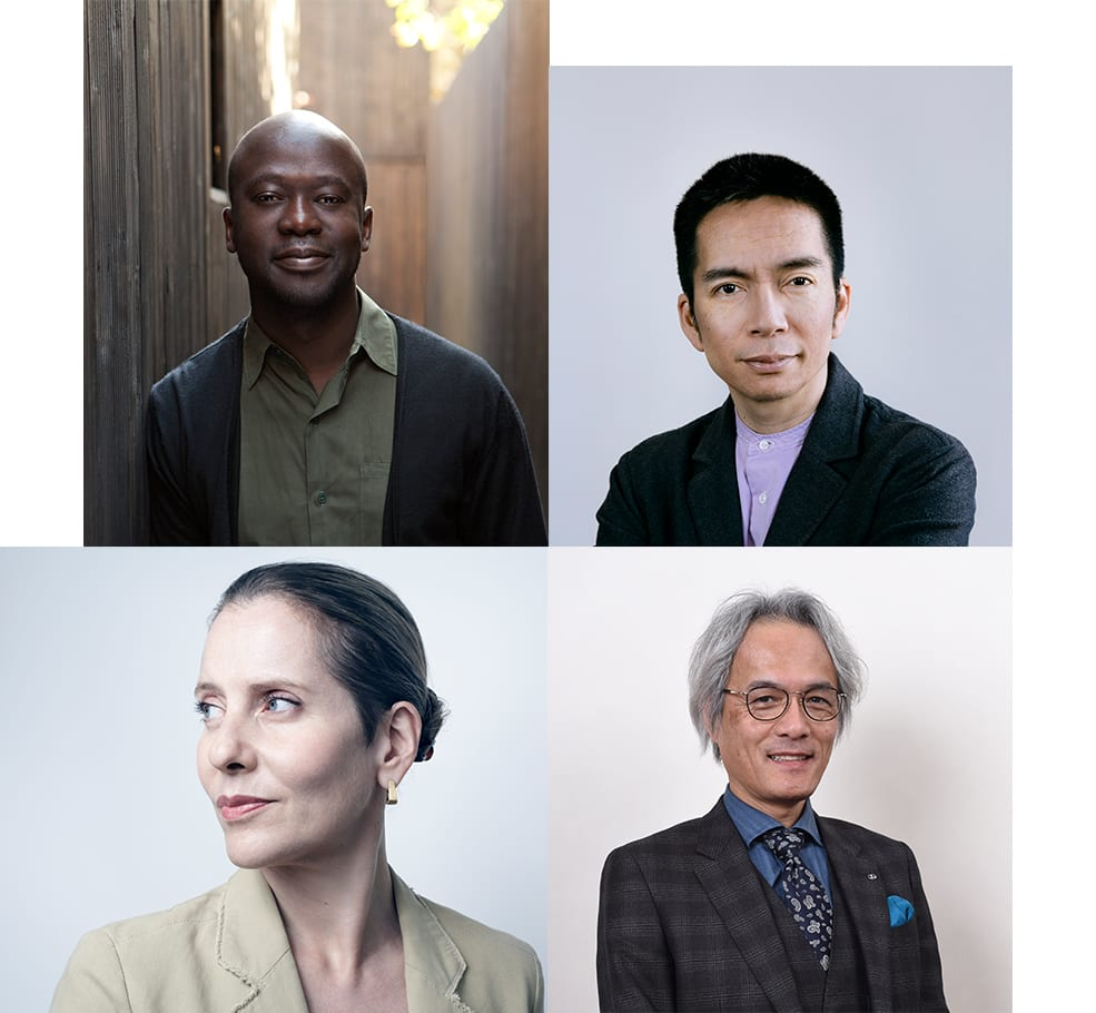 Lexus Design Award 2019 Judges | Yellowtrace