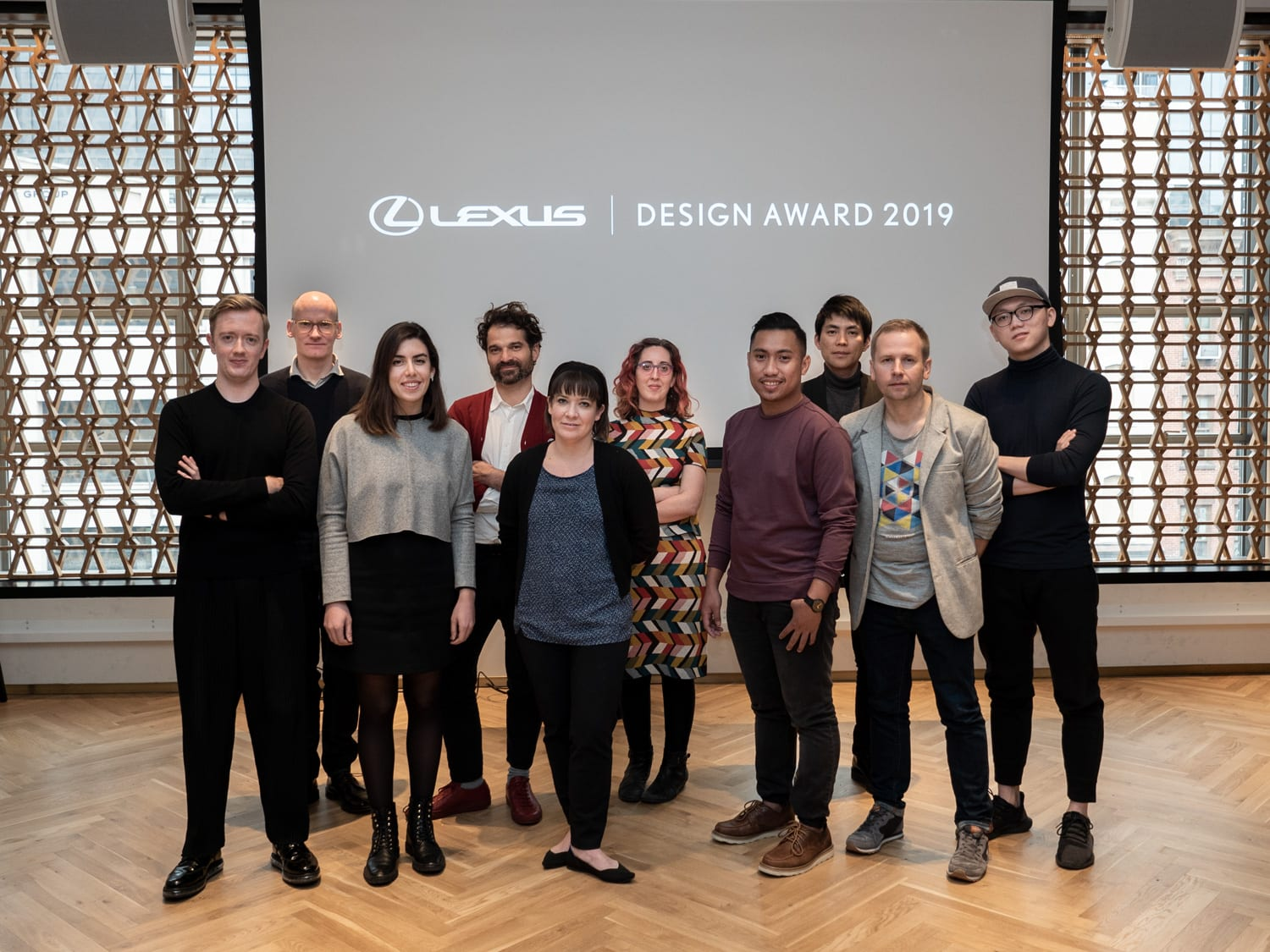 Lexus Design Award 2019 | Yellowtrace