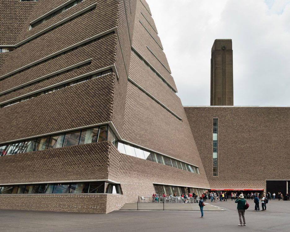 Tate Modern Switch House by Herzog & de Meuron | Yellowtrace