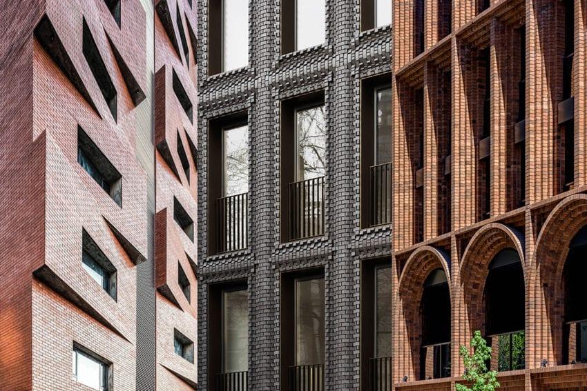 Bricks Decoded: High-rise Brick & Masonry Architecture | Yellowtrace