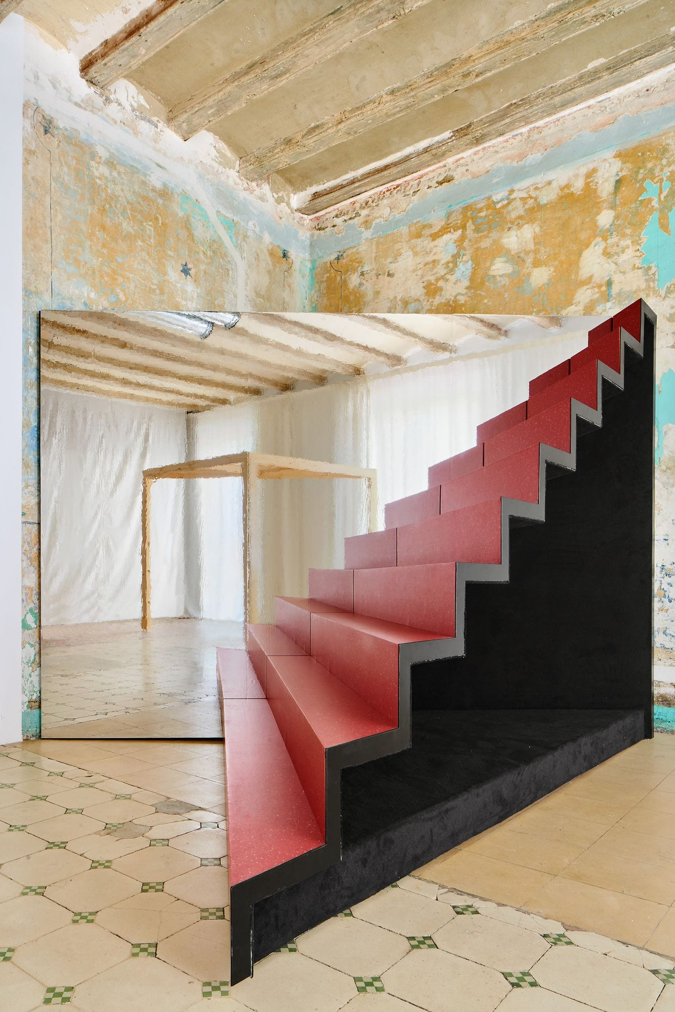 Transforming Room For Child Inside Barcelona Apartment By P M A A Yellowtrace 03
