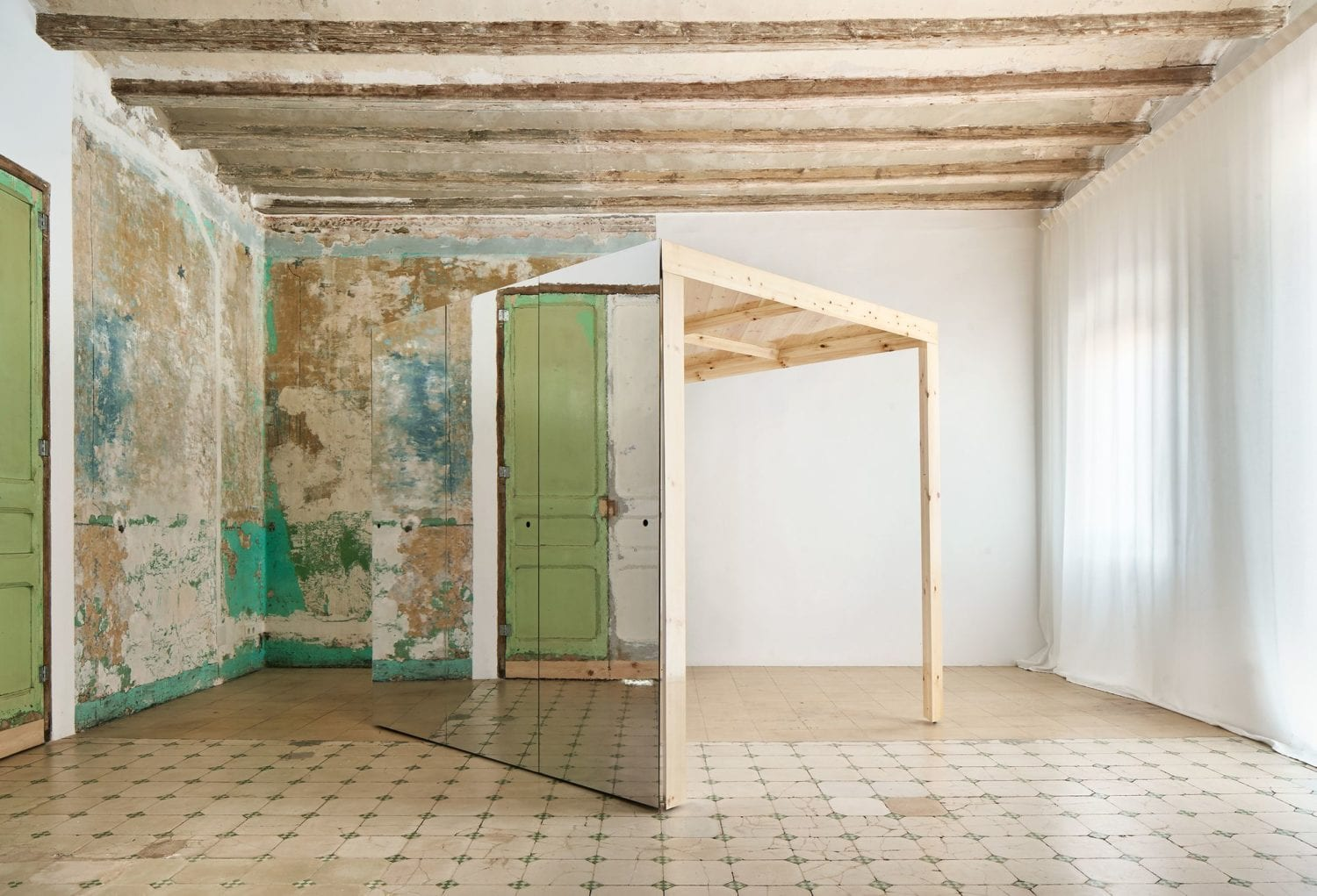 Transforming Room For Child Inside Barcelona Apartment By P M A A Yellowtrace 06