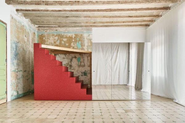 Transforming Room For Child Inside Barcelona Apartment By P M A A Yellowtrace