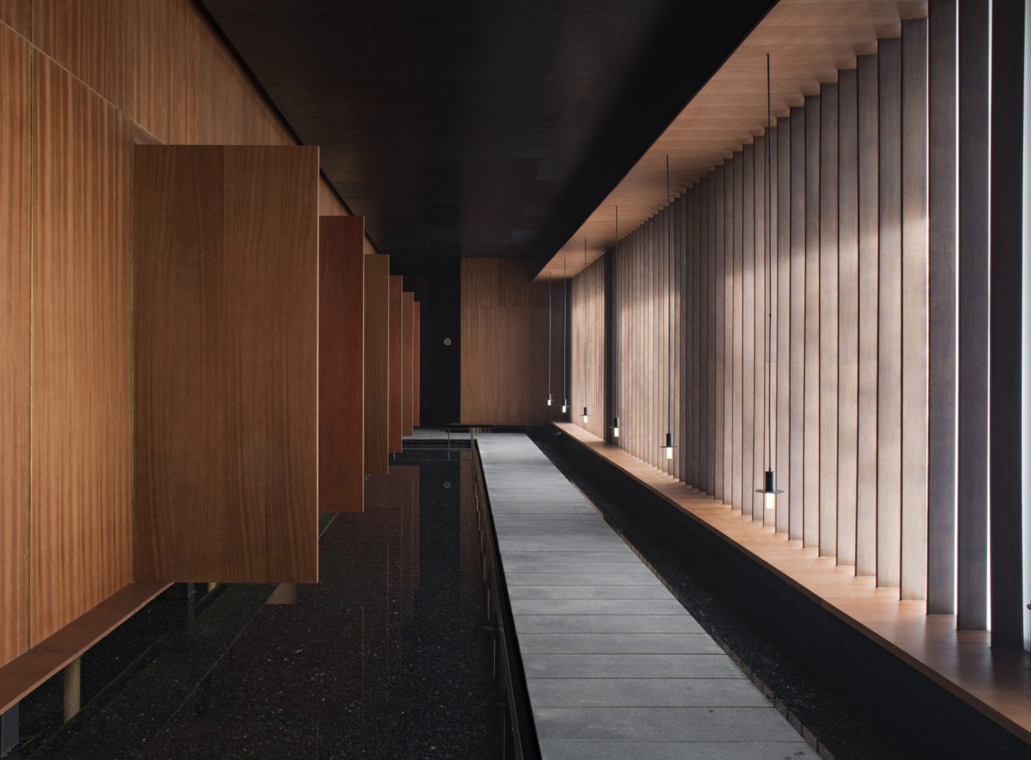 Meditation Hall In Huanghua China By Hil Architects Yellowtrace 08