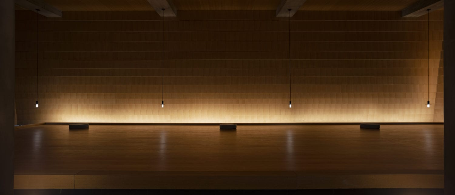 Meditation Hall In Huanghua China By Hil Architects Yellowtrace 13