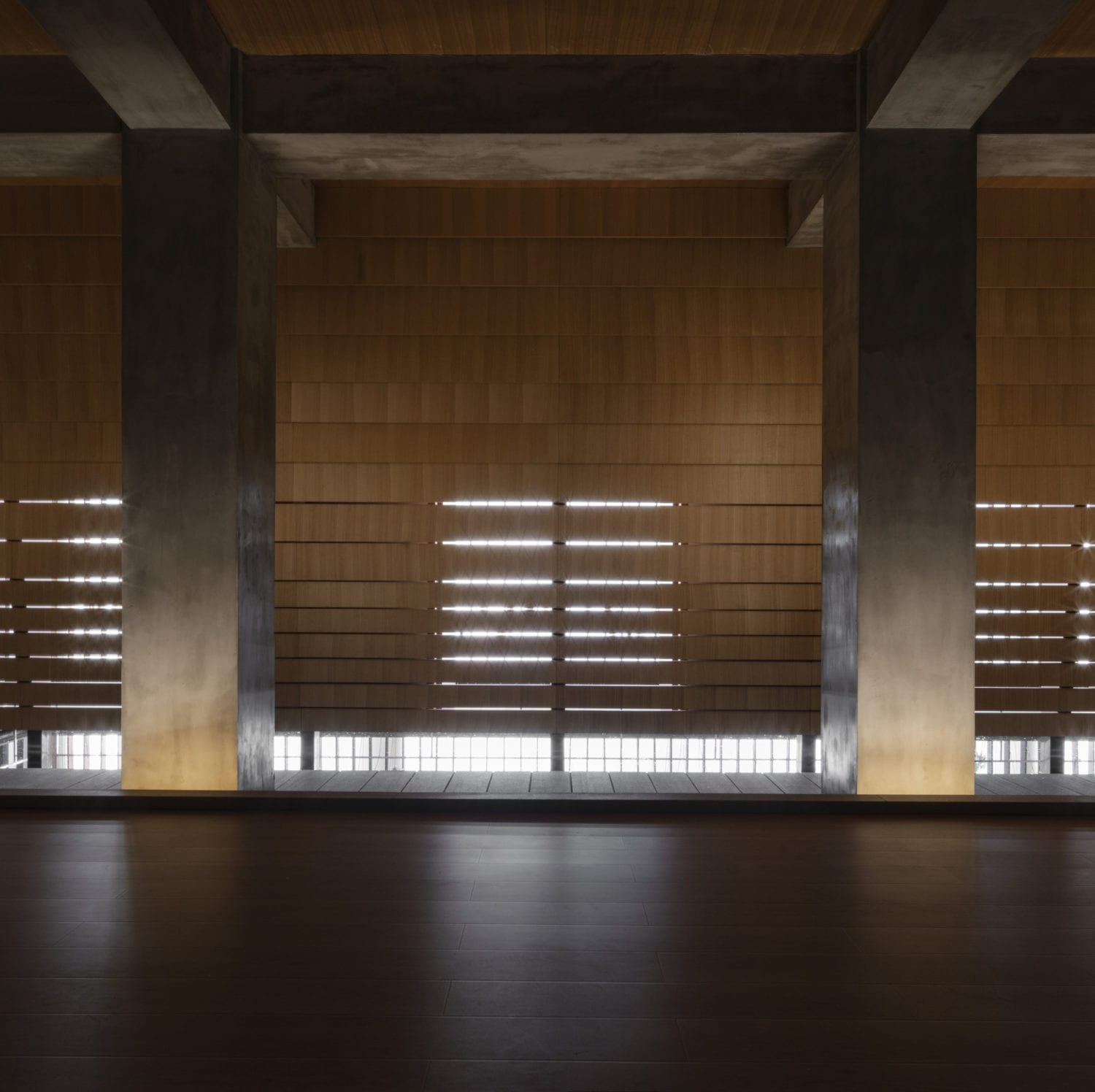Meditation Hall In Huanghua China By Hil Architects Yellowtrace 14