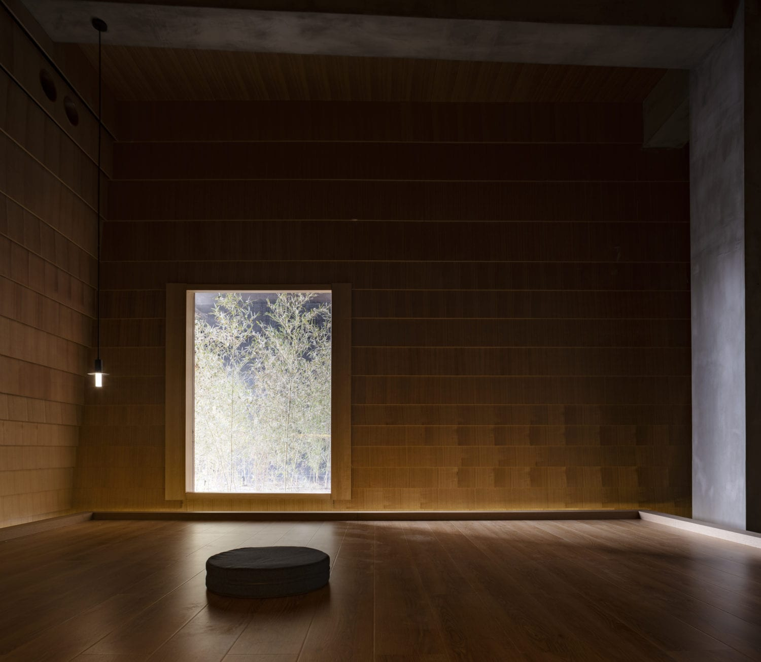 Meditation Hall in Huanghua, China by HIL Architects | Yellowtrace