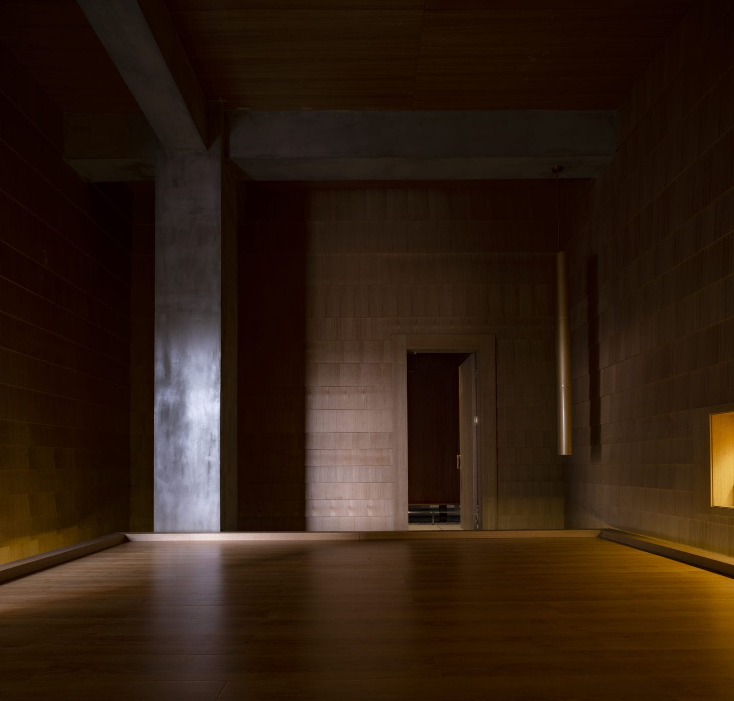 Meditation Hall In Huanghua China By Hil Architects Yellowtrace 16