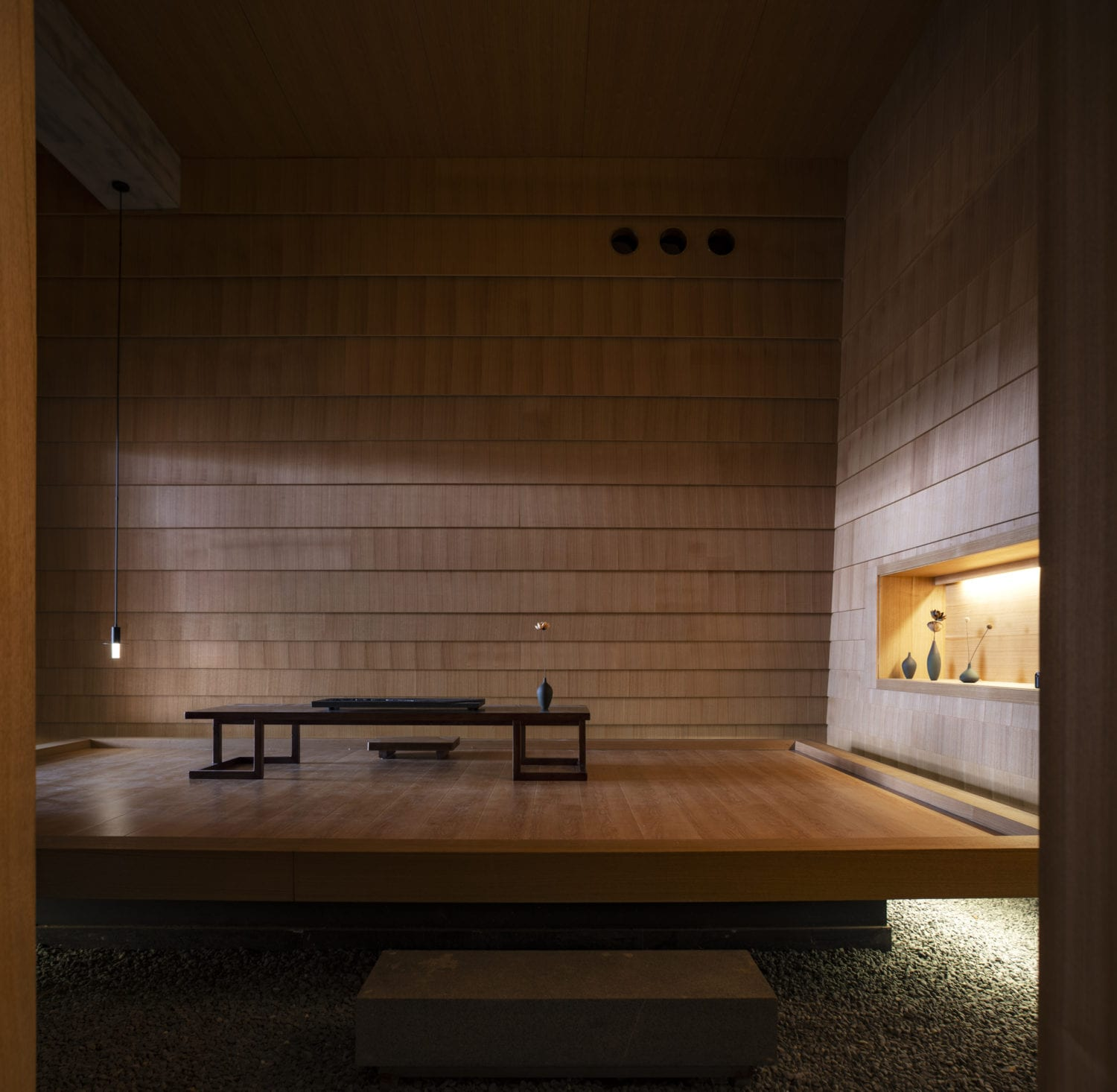 Meditation Hall In Huanghua China By Hil Architects Yellowtrace 17