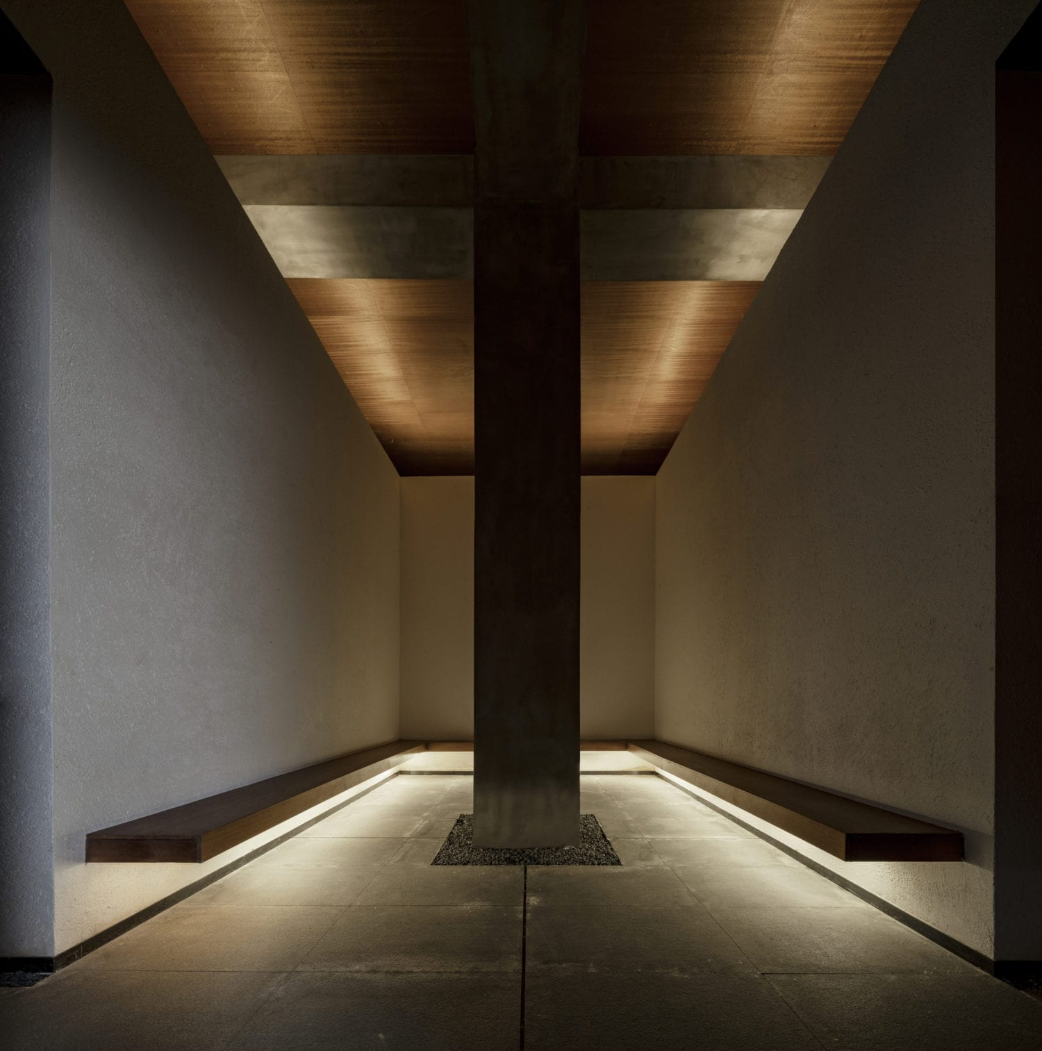 Meditation Hall In Huanghua China By Hil Architects Yellowtrace 04a