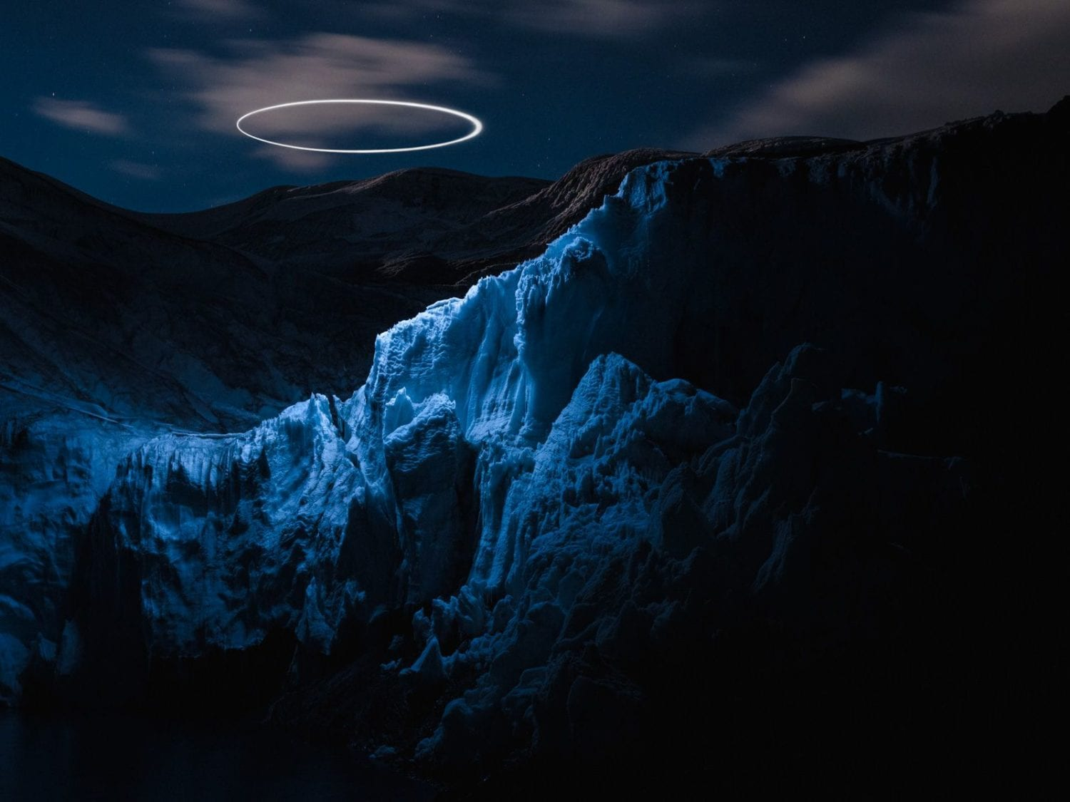 Reuben Wu Captures Light Paths With Drones Above Natural Landscapes Yellowtrace 13